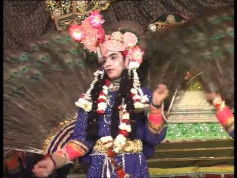 Vir -krishna Lila In Mathura - Mayur Nritya video