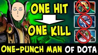 ONE HIT, ONE KILL — Rubick is STRONGEST hero in Dota