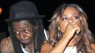 Lil Wayne Spotted Leaving BET Awards 2014 After Party at Playhouse With Christina Milian