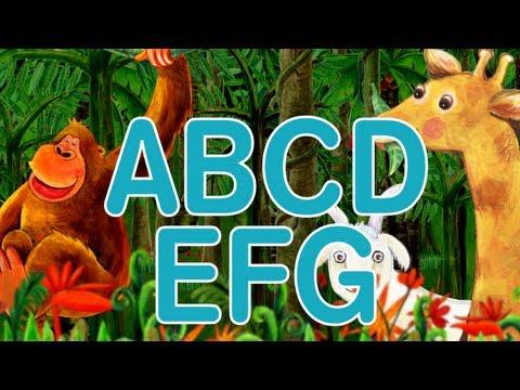 Alphabet ABC Phonics - Part 1: A, B, C, D, E,F, G