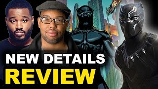 Black Panther #1 Review - Comic vs 2018 Movie Breakdown - Beyond The Trailer