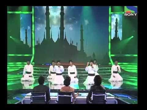 X Factor India - Deewana Groups soulful Sufi performance on...