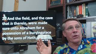 Dr. Kent Hovind 10-13 Gen 23 and 24, The greatest invitation in history!.  Wanna go?