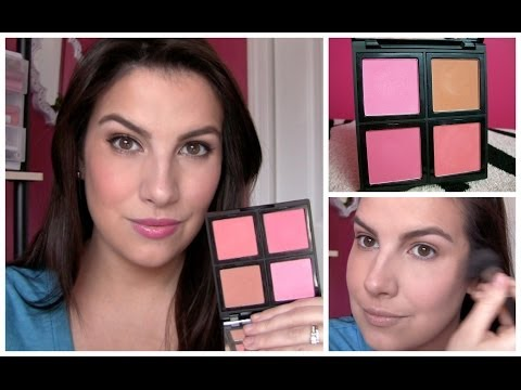 ELF Studio Blush Palette Review