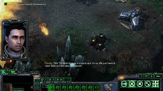 Starcraft II: Wings of Liberty - Campaign - Supernova (Brutal Difficulty) HD