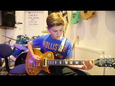 Avenged Sevenfold Afterlife Guitar Cover By Sam