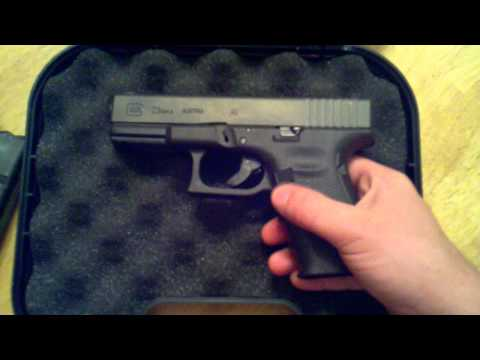 NEW!!! Gen4 GLOCK 23!!! (unboxing)