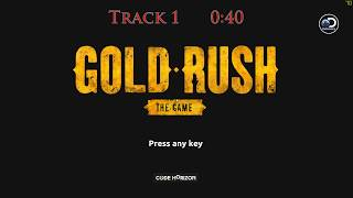 Gold Rush: The Game.  Soundtrack / In-Game Music