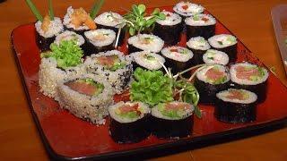 2015.05.28 Mixer odc. 20 - Czyli jak samemu zrobić sushi