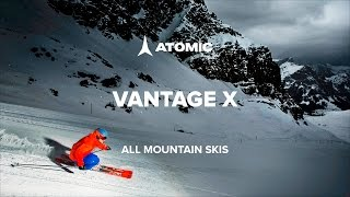 Atomic Vantage X All Mountain skis