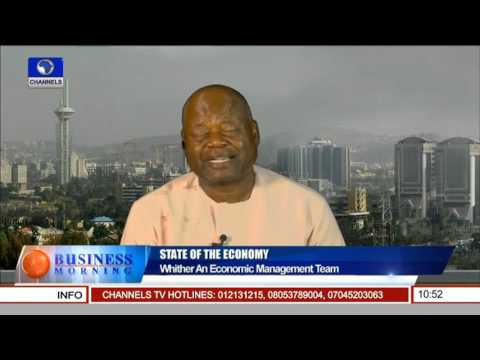 Business Morning: Focus On Nigeria's Economy 22/01/16