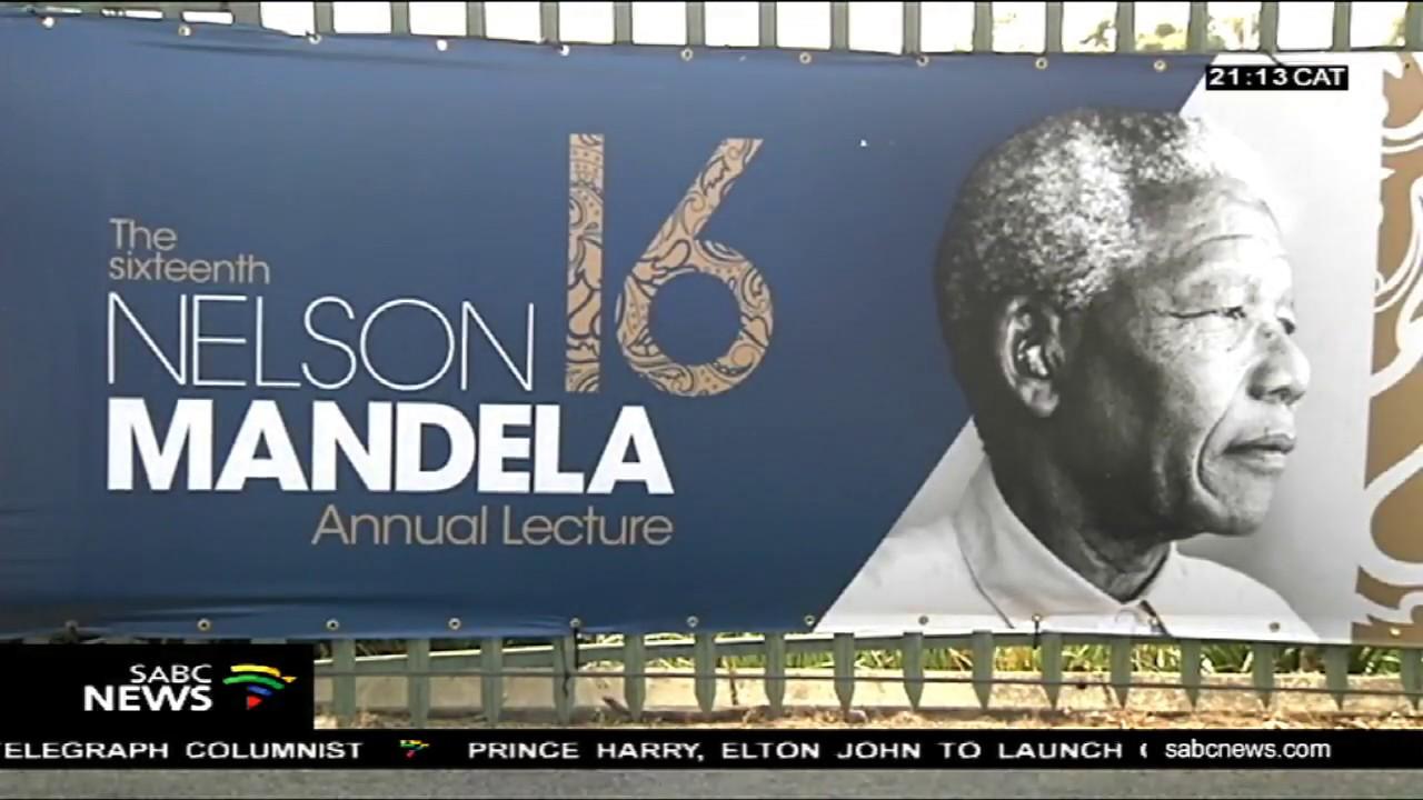 Wanderers stadium set for Obama's Mandela lecture on Tuesday