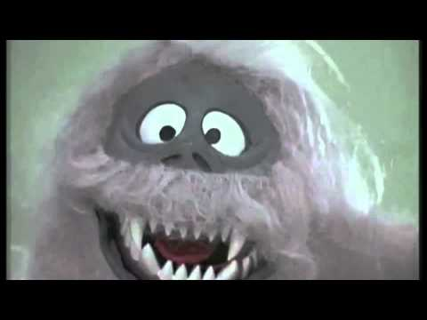 Bumble the Abominable Snow Monster 'roar' demonstration