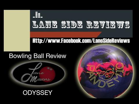 Lane Masters PANDEMIC Ball Review by Lane Side Reviews