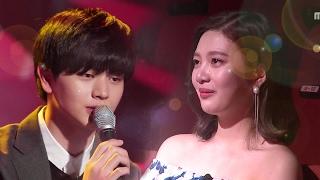 [We Got Married Behind] 성재♥조이 미공개컷 - SungJae's song 'hug me'