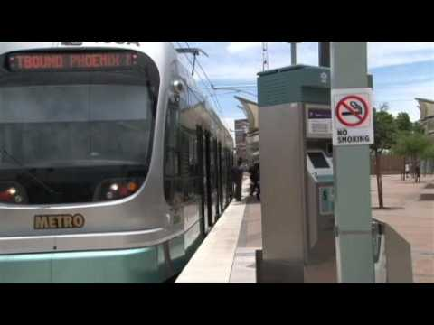 NACTO Presents: Light Rail, Phoenix, AZ