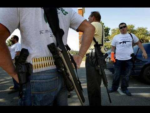 Open Carry March on Washington With Adam Kokesh - Thoughts and Concerns