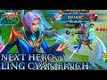Next New Hero Ling Gameplay - Mobile Legends Bang Bang thumbnail