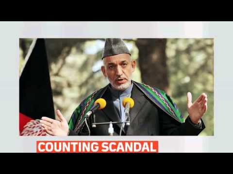 mitv - Abdullah demands halt to Afghan vote count over 'fraud'