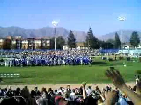 Sylmar High School Baseball Players Sylmar High School Graduation