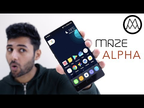 The Maze Alpha is AMAZING!