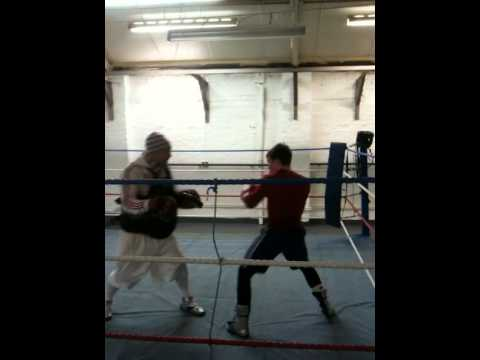 Billy Dawson Training Clip Feb 2011.MOV