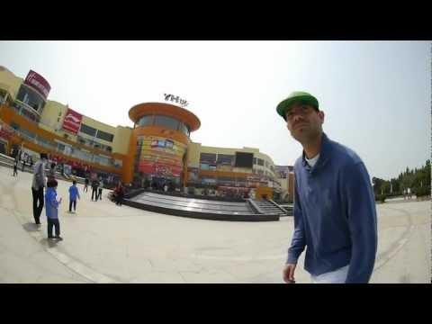 Daniel Espinoza $5 Challenge China