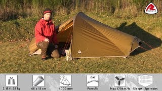 Kite Backpacking Tent - 2018 | Pure Outdoor Passion