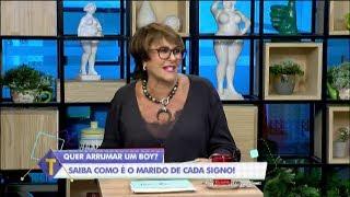 SAIBA COMO É O MARIDO  DE CADA SIGNO COM A MÁRCIA FERNANDES