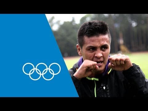 The Training Of A Boxer - Juan Pablo Romero | Faster Higher Stronger Image 1