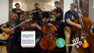 Download Lagu SEPTEMBER | Earth, Wind & Fire || JHMJams Cover No.157 Gratis STAFABAND