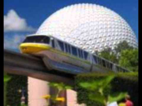 Resort monorail loop audio walt disney world