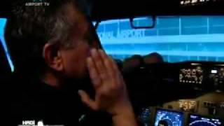 LTBA vor approach Boeing 738 part1 Can CETINCELIK.mp4