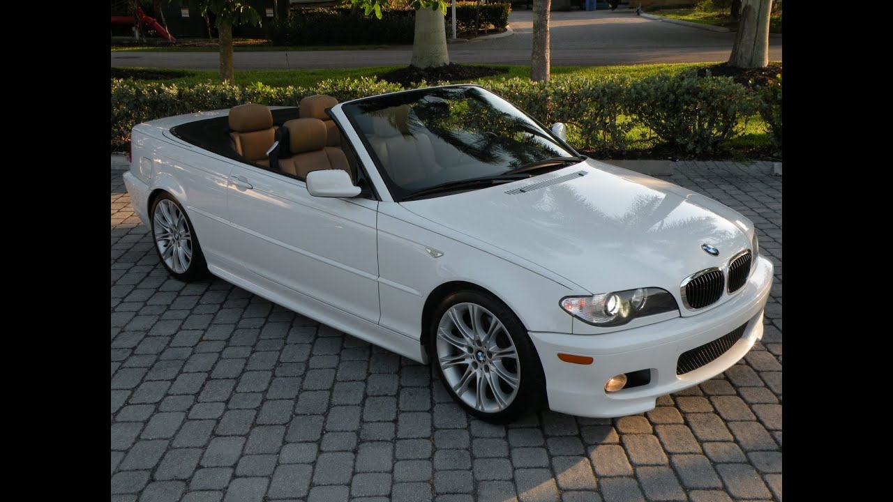 2006 bmw 330ci convertible rare performance package for. Black Bedroom Furniture Sets. Home Design Ideas