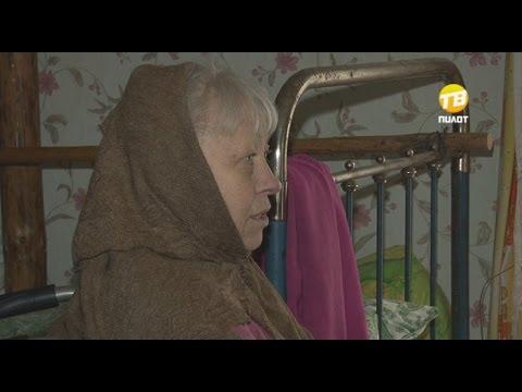 Православная отшельница в тверской глуши. 2016-10-07