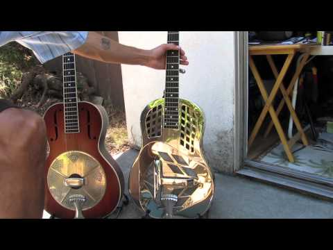 Acoustic Blues Guitar - Traditional Blues Guitar - Demo Review