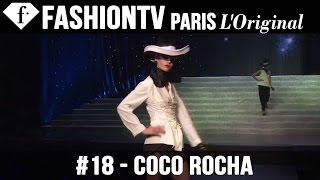 JP Gaultier Spring 2015 ft Coco Rocha, Izabel Goulart, Karlie Kloss   Paris Fashion Week   FashionTV
