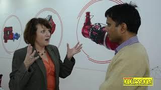 Julie Furber | Interview | Autocar Professional