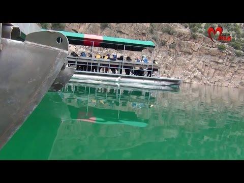 Lac Bin El Ouidane ..  Un Beau Paysage au Cœur de l'Atlas