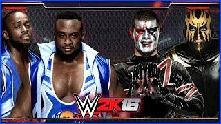 WWE 2K16 - Tag Team Title Match | Universe Mode Episode 8