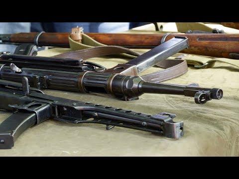 Collecting Machine Guns; Guns Lost to Theft: Gun Talk Radio 101418 C