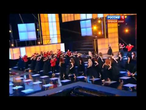 Большие танцы, Москва ( Rock Me Amadeus)