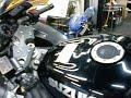 スズキ GSX1300Rハヤブサ ETC付き 2014年モデル  1300cc  ブラックⅡ バイク買取MCG福岡