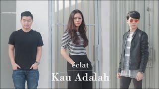 Isyana Sarasvati feat Rayi Putra Kau Adalah eclat cover