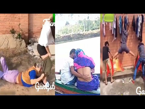 Funny Video|| Best Funny WhatsApp Video||New Comedy And Funny Video Pranks || LUCKY BOY