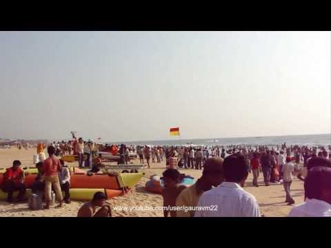 Goa beach - A Tourism Place