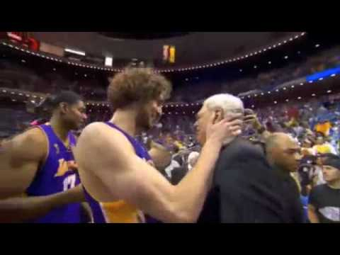 LA Lakers 2008-09 NBA Champions Tribute