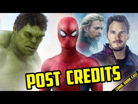 Captain America Civil War Post Credits Scene News & Speculation