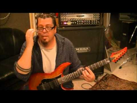 How to play Makes Me Wanna Sing by Stryper on guitar by Mike...