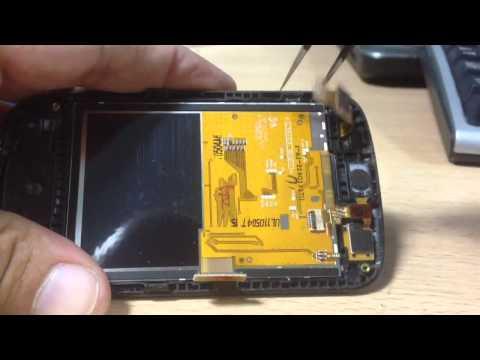 Cambiar Display Galaxy mini